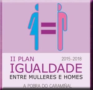 Imagen II Plan de Igualdade Botón