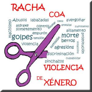 Imagen icono Racha coa violencia de xénero2