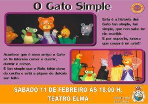 GATO SIMPLE 1